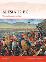 Osprey Publishing ALESIA 52 BC, LIST PRICE $21.95