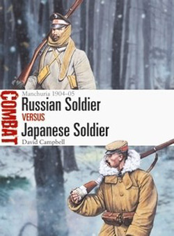 Osprey Publishing Russian Soldr vs Japanese Sold, LIST PRICE $22