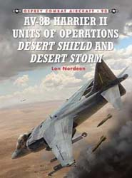 Osprey Publishing Av-8B Harrier Ii Desert Storm, LIST PRICE $22.95