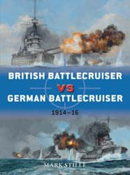 Osprey Publishing Brit Battlecruiservsger Battle, LIST PRICE $18.95