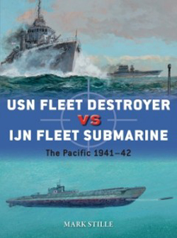 Osprey Publishing USN Fleet Destr vsUN Fleet Sub, LIST PRICE $20