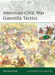 Osprey Publishing American Civil War Guerilla Tactics, LIST PRICE $18.95