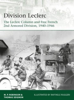 Osprey Publishing Division Leclerc:Column & Free, LIST PRICE $19