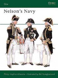 Osprey Publishing NELSON'S NAVY 1793-1815, LIST PRICE $18.95