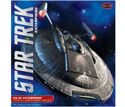 Polar Lights Kits Star Trek Enertprise Nx-01, LIST PRICE $87