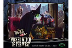 Polar Lights Kits Wicked Witch Of The West, LIST PRICE $199.98
