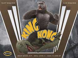 Polar Lights Kits KING KONG Resin 1:48, LIST PRICE $199.98