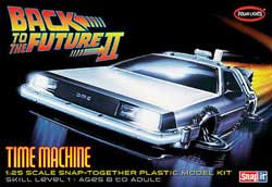 Polar Lights Kits BACK TO THE FUTURE II 1:25, LIST PRICE $40