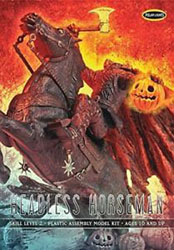 Polar Lights Kits Headless Horseman, LIST PRICE $40.09