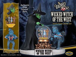 Polar Lights Kits Wicked Witch of the West Resin Figure (Painted, LIST PRICE $275.25