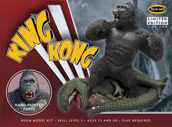 Polar Lights Kits King Kong Resin Figure (Painted), LIST PRICE $272.13