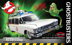 Polar Lights Kits Ghostbusters Ecto-1 Snap, LIST PRICE $32.25