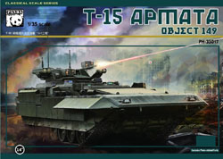 Panda Models T-15 ARMATA OBJECT 149 1:35, LIST PRICE $69