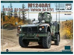 Panda Models M1240A1 Mrap 1:35, LIST PRICE $62.99