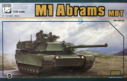 Panda Models M1 Abrams MBT, LIST PRICE $55.99