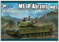 Panda Models M1 IP Abrams MBT 1:35, LIST PRICE $62.99