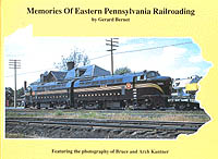 Railroad Avenue Memories Of EsTrain PRR, LIST PRICE $24.95