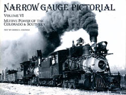 R Robb LTD NG Pict-C&S motive power, LIST PRICE $35