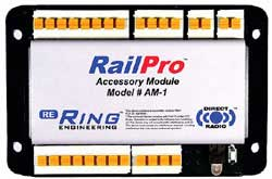 Ring Engineering RailPro Command Control Component Access Cntrl Module, LIST PRICE $79.99