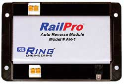 Ring Engineering RailPro Command Control Component Auto Reverse Module, LIST PRICE $39.99