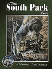 Hundman Publishing The South Park Line, LIST PRICE $89.95