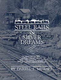 Hundman Publishing Steel Rails Silver Dreams, LIST PRICE $49.95