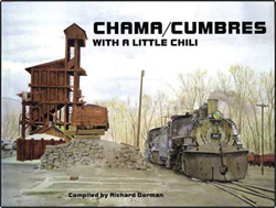 Hundman Publishing Chama/Cumbres w/Little Ch, LIST PRICE $49.95