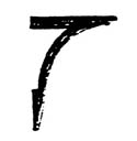 Scale Structures HO Eave bracket           3/, LIST PRICE $8.99