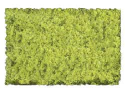 Scenic Express Flock & Turf Ground Cover ECO Bag Coarse Light Green 48oz, LIST PRICE $8.98