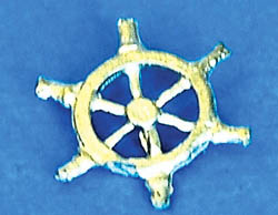 Sea Port Ships Wheel, LIST PRICE $4.25