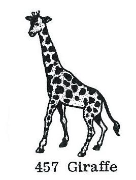 Selley GIRAFFE, LIST PRICE $2.6