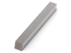 "Sherline Products HS tool blank 1/4"" sq, LIST PRICE $3"