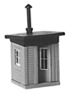 Stewart Products N Trackside shanty, LIST PRICE $8.1