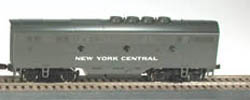 Bowser Pwr F3 B PH2 EARLY  NYC GRAY 3/4 LITNING  5211, LIST PRICE $105