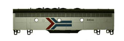 Bowser Pwr F7 B PH1 EARLY   AMTRAK   from 5613, LIST PRICE $105