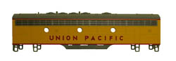 Bowser Pwr F7 B Ph I Late Union Pacific  9181, LIST PRICE $105