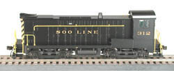 Bowser Baldwin DS4-4-1000 SOO #311 BL/YEL, LIST PRICE $115