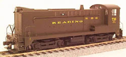 Bowser SO Baldwin DS4-4-1000 READING #714, LIST PRICE $115