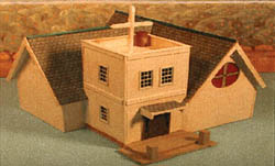 Alpine Division HO Green River Chapel, LIST PRICE $37.99