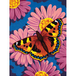 Paint Works BUTTERFLY BLOSSOM             , LIST PRICE $8.79