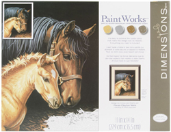 Paint Works Gentle Touch Med, LIST PRICE $12