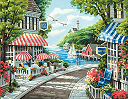 Paint Works CAFE by The SEA, LIST PRICE $12