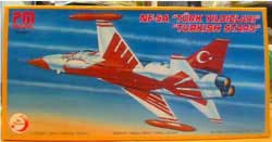 PM Models NF-5A FREEDOM FIGHTER, LIST PRICE $8