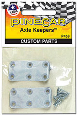 Pine Pro Axle Keepers, LIST PRICE $4.99
