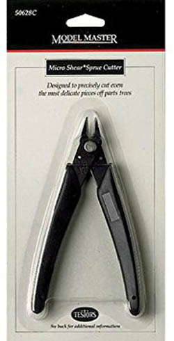 Testors MM Accessories Sprue Cutters 6pk, LIST PRICE $21.16