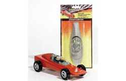Pine Car BARON VON GOFAST & COCKPIT , LIST PRICE $4.99