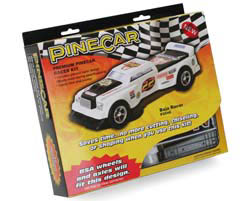 Pine Car BAJA RACER Prem CAR Kit , LIST PRICE $15.99