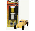 Pine Car COSMIC YELLOW PAINT SYSTEM , LIST PRICE $8.99
