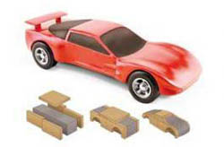 Pine Car BODY BUILDER KIT              , LIST PRICE $9.99