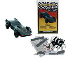 Pine Car BATCAR KIT , LIST PRICE $6.99